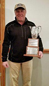 Mike Garrity and Abbi – Chessman Kittredge Field Trial Trophy