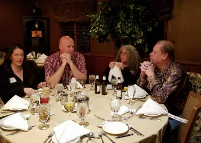 BRC Annual Dinner 2018